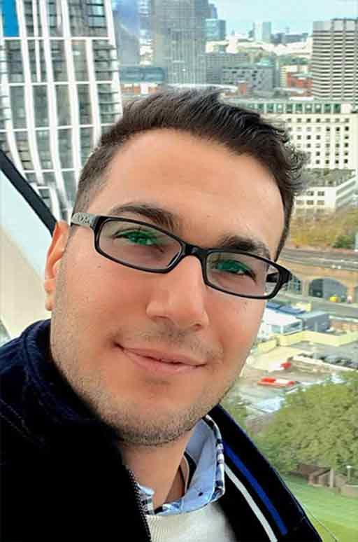 Splus Mentor Ali Reza