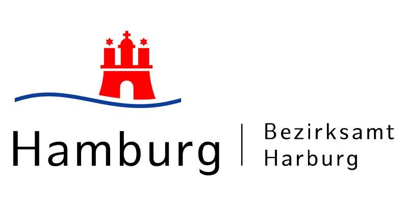 Logo Bezirksamt Hamburg Harburg