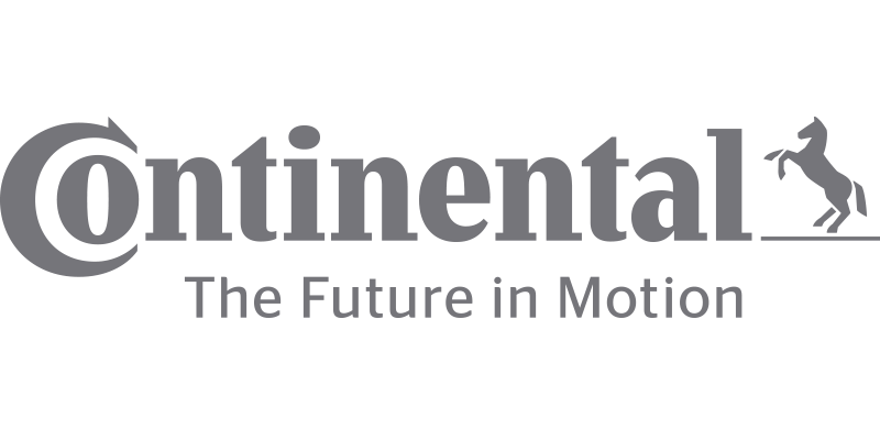 Logo Continental in sw